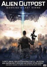 Alien Outpost (DVD, 2015) NEW