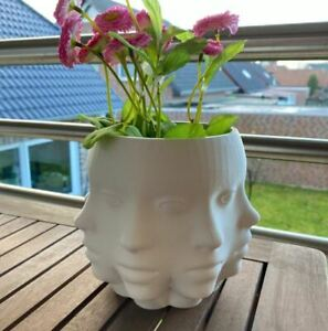 Polyface Vase 3D Printed WORLDWIDE SHIPPING