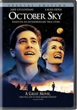 October Sky 0025192554421 With Jake Gyllenhaal DVD Region 1