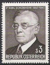 Österreich Nr.1234 ** Karl Schönherr 1967, postfrisch