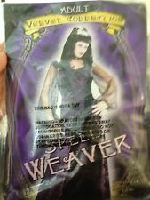 Halloween Ladies COSTUME Spell Weaver WITCH SORCERESS SEXY EMPORESS Sizes 2-14