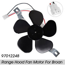 2-Speed Range Hood Replacement Fan Motor Assembly For Broan 97012248 8326017869