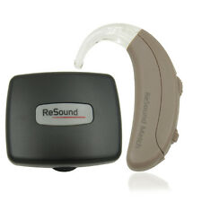 New GN ReSound Match MA1T70-V  BTE Hearing Aids High Power  Digital Severe Loss