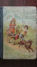 DOGGIES, DOLLIES AND WEE FOLLIES A W. B. CONKEY COMPANY BOOK 1896