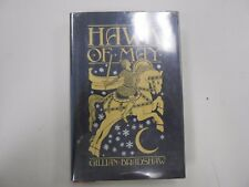 Hawk of May by Gillian Bradshaw (1980, Simon & Schuster, HC)! Rare first! LOOK!