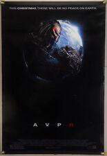 ALIENS VS. PREDATOR: REQUIEM DS ROLLED ORIG 1SH MOVIE POSTER AVPR (2007)
