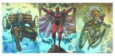 1993 Skybox X-Men 2 Holithogram Complete Insert Set