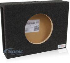 "Atrend 10SME Ultra Slim Series 10""  Sealed Subwoofer Enclosure Box"