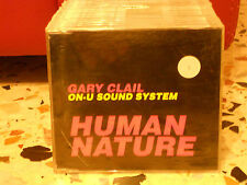GARY CLAIL ON-U SOUND SYSTEM - HUMAN NATURE 2 versioni + RUMOURS - 1991