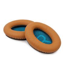 Brown Leather Ear Cushion Kit Bose SoundLink Around-Ear Headphones - Ear Pads