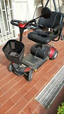 Scooter elettrico per disabili e anziani 4 ruote