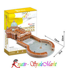 Cubic Fun - 3D Puzzle St. Peter's Basilica Petersdom Vatikan Groß 72 cm lang