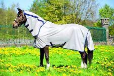 Horseware Mio Fly Rug Pony - Bronce/navy 100
