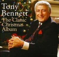 TONY BENNETT The Classic Christmas Album CD BRAND NEW