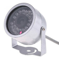 Mini Wired 30 LED IR Night Vision CMOS Security CCTV Color Camera Outdoor New