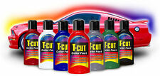 Car Paint T-Cut Color Fast Dark or Light all Colours 500ml $16.95 pick up only
