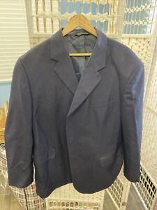 Railway Jacket Blazer Allen & Douglas Size 50R