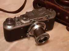 Zorki  is a Soviet rangefinder. lens industar - 22 № 55131204