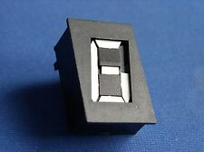 "7 segment 1"" Ferranti-Packard electromechanical display"
