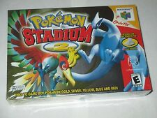 Pokemon Stadium 2 (Nintendo 64 n64, 2001) NEW Factory Sealed
