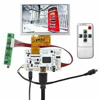 """HD MI LCD Controller Board With 4.3"""" 480x272 LCD Screen For Raspberry Pi"""