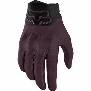 Fox Racing Defend D30 Glove Dark Purple