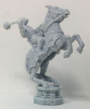 """Harry Potter Wizard Chess Replacement Piece Gray Knight 3 3/4"""" Sorcerer's Stone"""