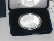 2020 ---1 oz American Silver Eagle $1 Proof Coin (W)