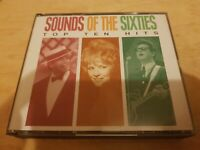 Various Artists - Sounds Of The Sixties Top Ten Hits (Readers Digest)  3CD