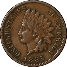 1885 Indian Cent Great Deals From The Executive Coin Company