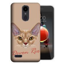 Devon Rex Cat Aristo 3 Case- Lg Tribute Empire Uv Printed Design Cover