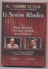 NEUF DVD PIECE DE THEATRE  LE SYSTEME RIBADIER SOUSBLISTER MANUEL DEIBER FEYDEAU
