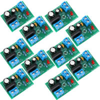 10PCS AC 3V-15V Single Power Supply Rectifier Filter Module Mini Bridge Circuit