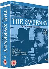 Sweeney Complete Series 1 2 3 4 DVD Boxset John Thaw Film Movie New Sealed UK
