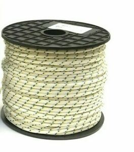 3.5mm Starter Pull Cord Recoil Rope Lawnmower Chainsaw Strimmer.