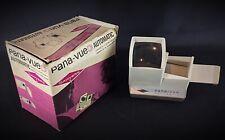 COLLECTION PHOTO Ancienne visionneuse Pana-vue automatic Sawyers avec boîte