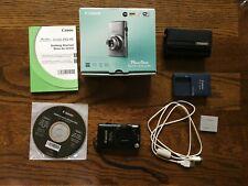 Canon PowerShot ELPH 330 HS - 12.1 MP - Full HD Video - Black Digital Camera