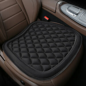 Car Seat Cushion, Driver Seat Cushion With Comfort Memory Foam & Non-Slip Rubber