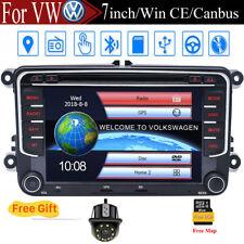 "7"" Car Radio Stereo GPS Navi DVD CANBUS For VW Golf Passat Jetta Touran Tiguan"