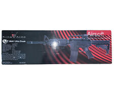 King Arms Colt M4A1 M4 Carbine Ultra Grade AEG Airsoft Electric Rifle