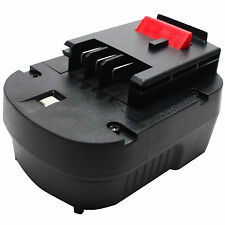12V Battery for Black & Decker A12, BDID1202, XD1200K, BDGL12K, CP122K