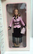 Vintage Avon Blonde Representative Special Barbie Doll 1998 Special Edition NIB