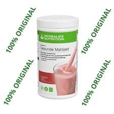 Herbalife Formula 1 Shake - Geschmack Erdbeeren Traum - 550g