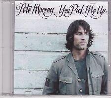 Pete Murray-You Pick Me Up Promo cd single