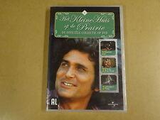 DVD / HET KLEINE HUIS OP DE PRAIRIE - DEEL 8 - AFLEVERING 22, 23 & 24