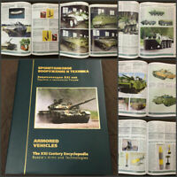Armored weapons and equipment Russian Army. Tank, BMP, BMD, BRDM [rus] [eng]