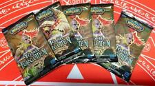 WOW TCG ITALIAN Tomb of the Forgotten LOT OF 5 Sealed Booster Packs