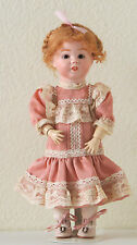 SFBJ  247   29 cm  11.6 Inch   Poupée Ancienne   Reproduction  Antique Doll