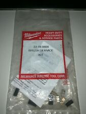 New Genuine Milwaukee Brush Assembly Kit Part #: 22-18-0800