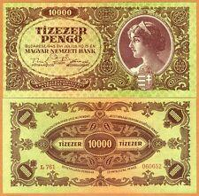 Hungary, 10000 (10,000) Pengo, 1945, P-119a, UNC